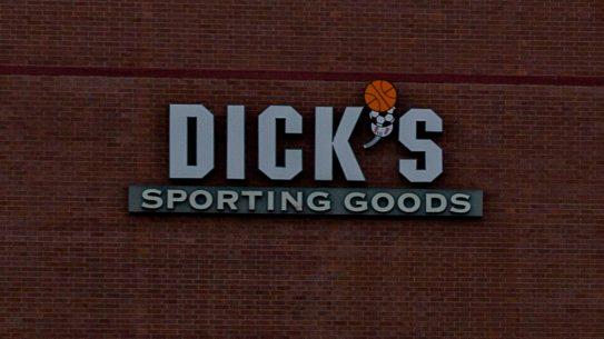 Dick's Sporting Goods Sales Drop