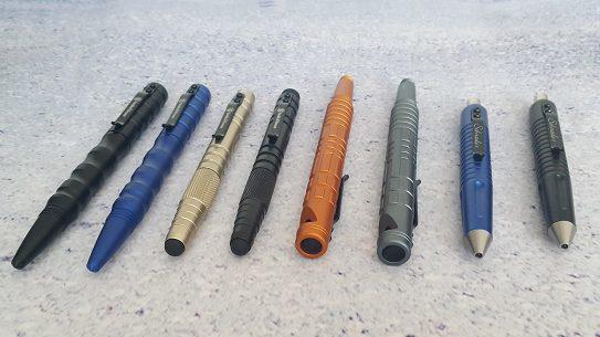 Tactical Pen, multiple