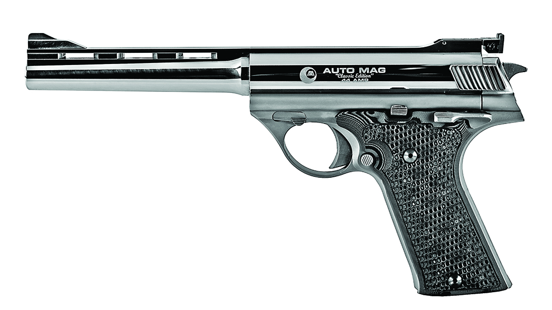 Hunting Handguns, Excel Arms Auto Mag