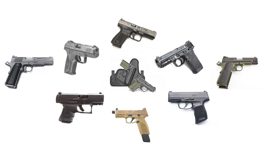 Best Handguns of 2018
