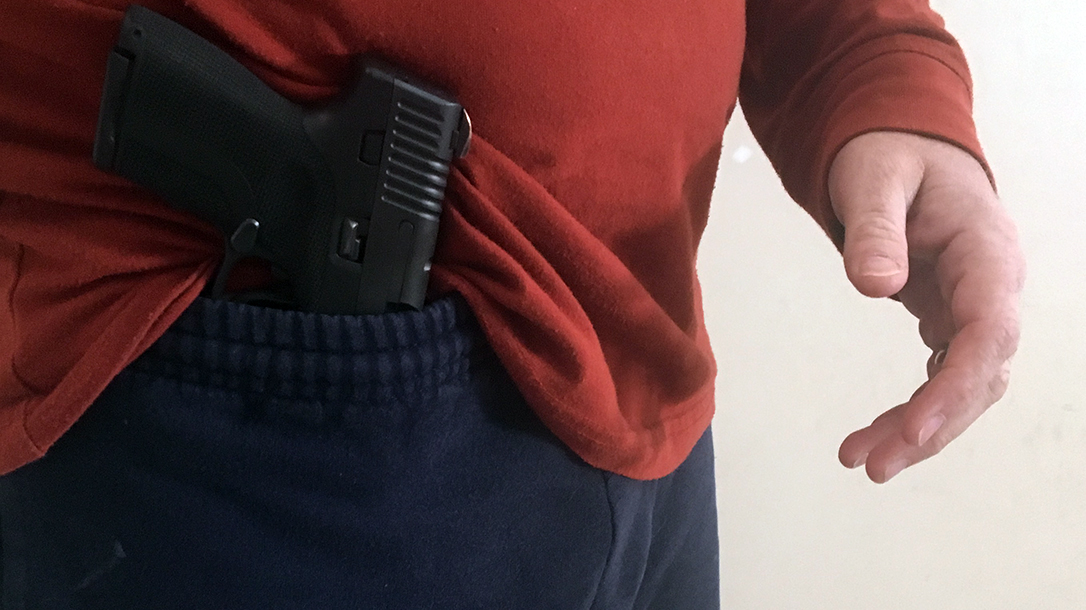 Arizona Man Shoots Self Because of Waistband Carry