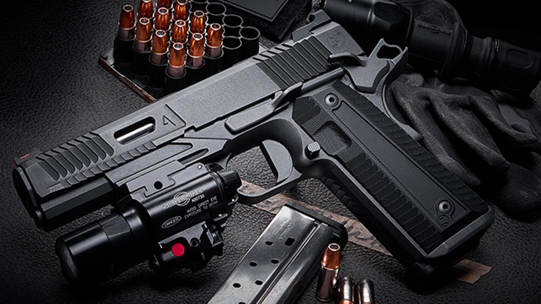 Best Handguns of 2018, Nighthawk Agent2