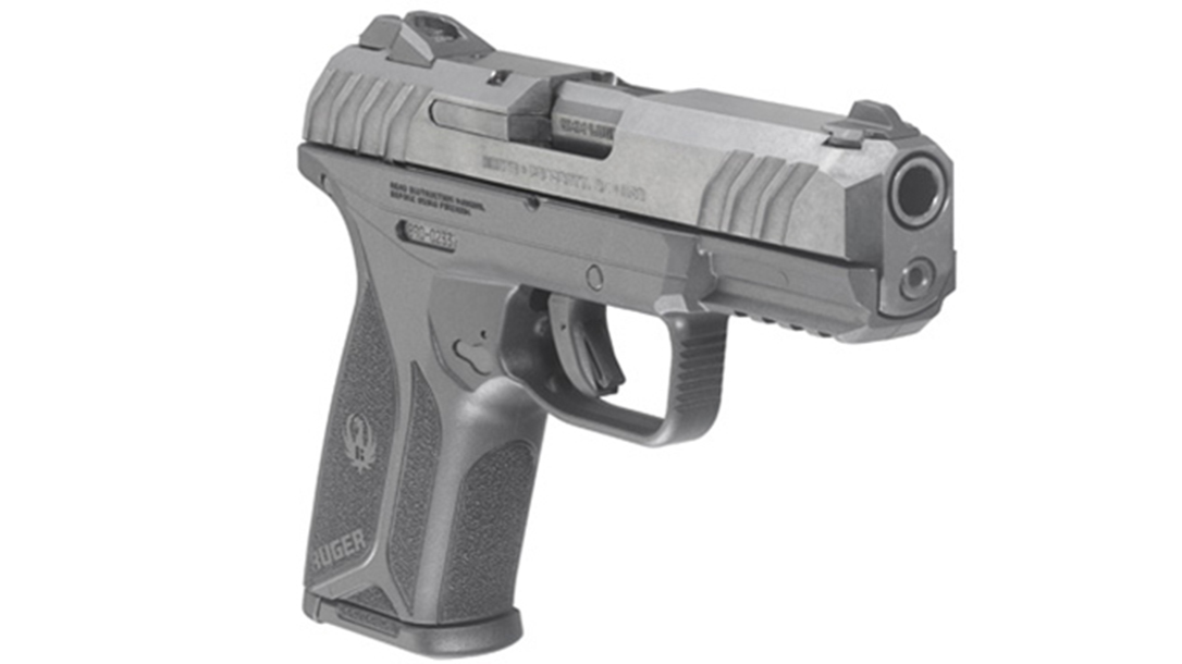 5 Handguns Under $600, Ruger Security-9