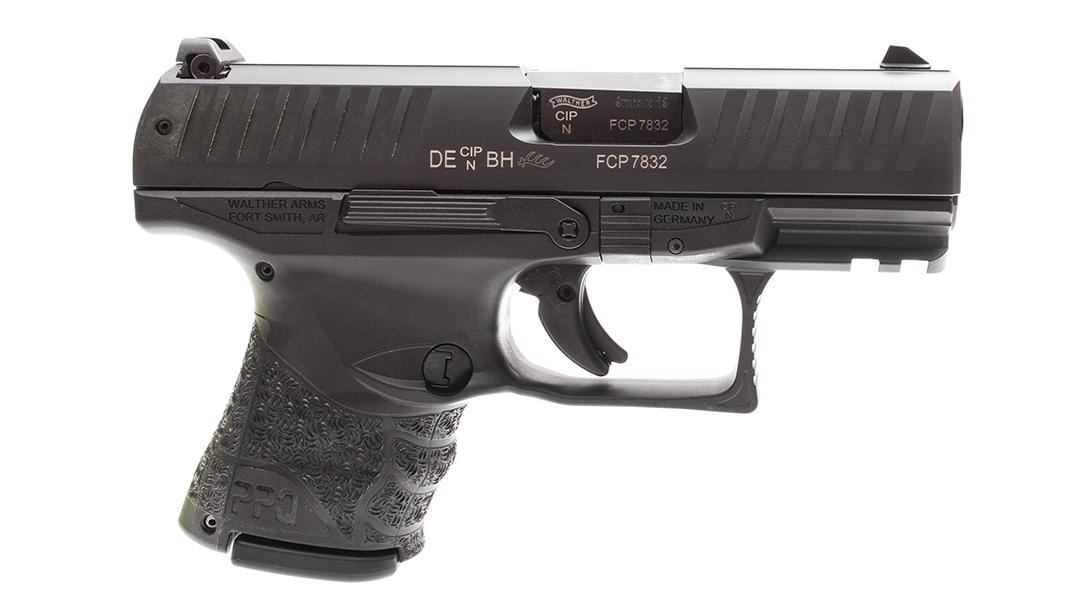 Best Handguns of 2018, Walther PPQ SC
