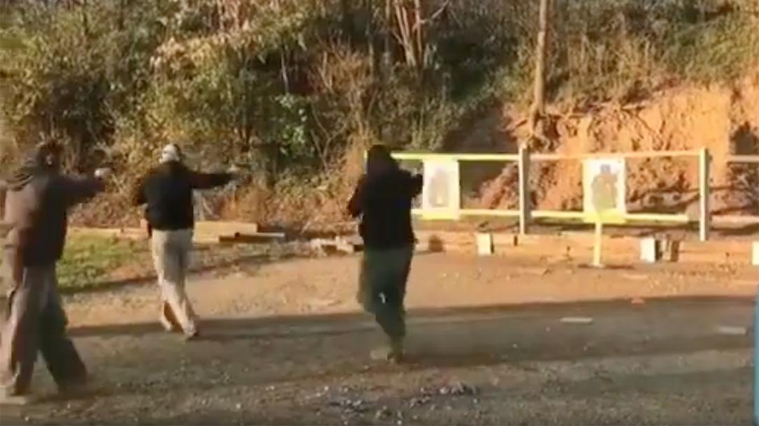 bad firearms training, Firing Circle Training
