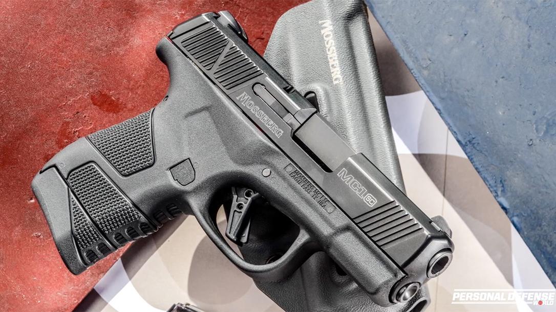 Mossberg MC1sc Handgun review, Mossberg MC1sc pistol, concealed carrry