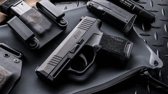 SIG P365, 5 Handguns Under $600, SIG P365