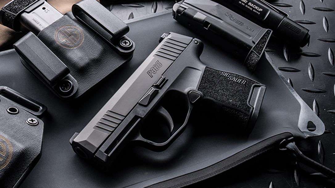 5 Handguns Under $600, SIG P365