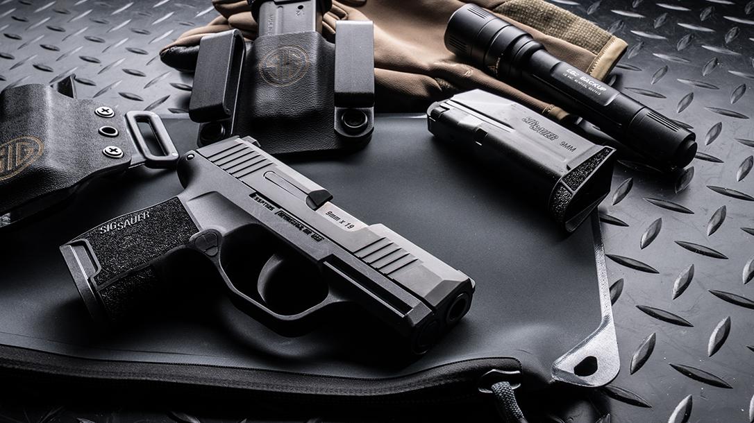 Best Handguns of 2018, SIG Sauer P365