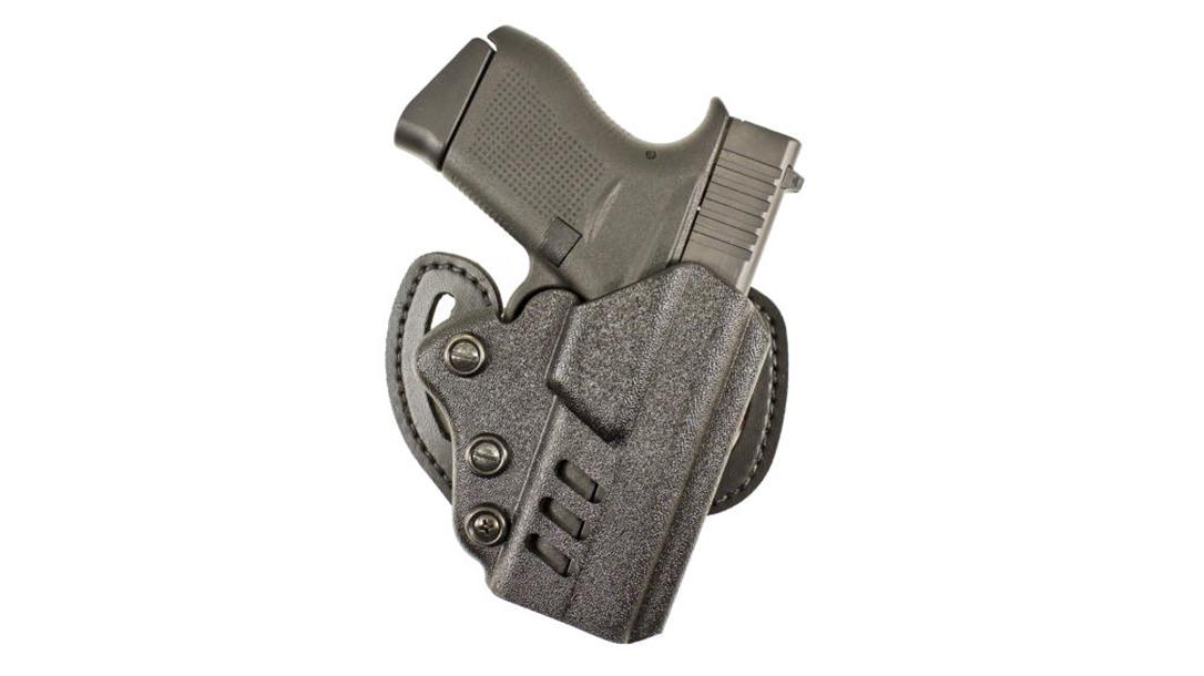 Glock 43X holsters, DeSantis
