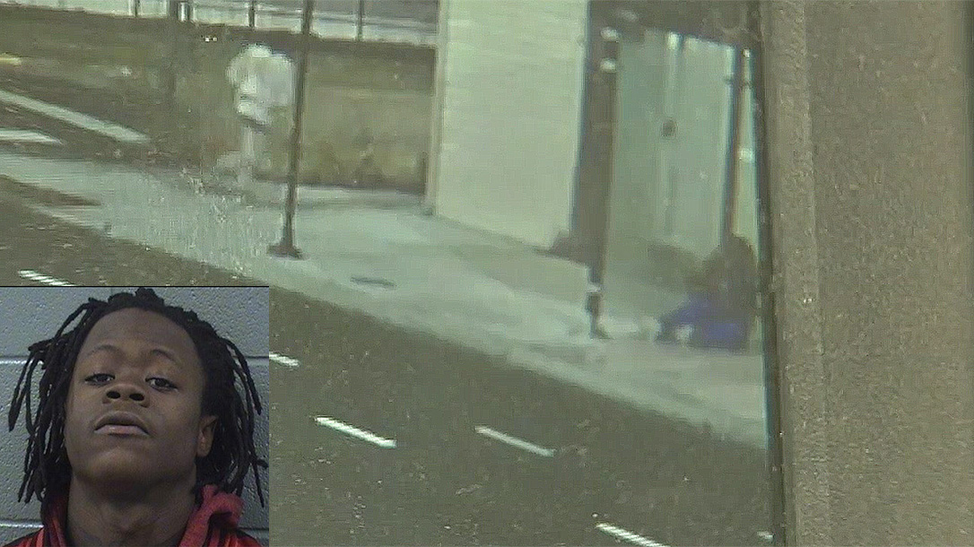 Chicago Concealed Carrier, armer robber