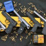 .22 LR Pistols, The Contenders