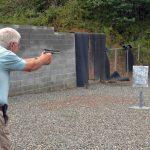 .22 LR Pistols, Steel Target/Popper Drill