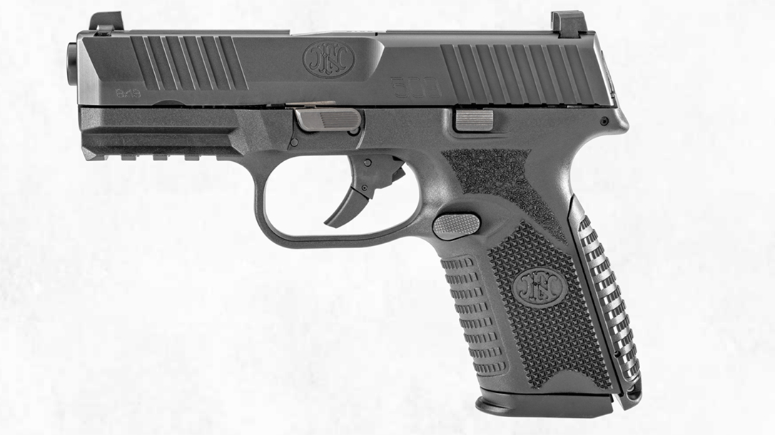 FN 509 Midsize, left