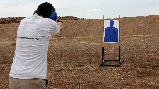 DIY Targets, shooter