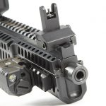 Inland M30-P, front sights