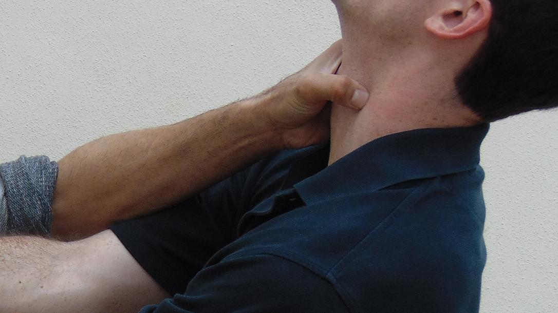 Pressure Points, neck