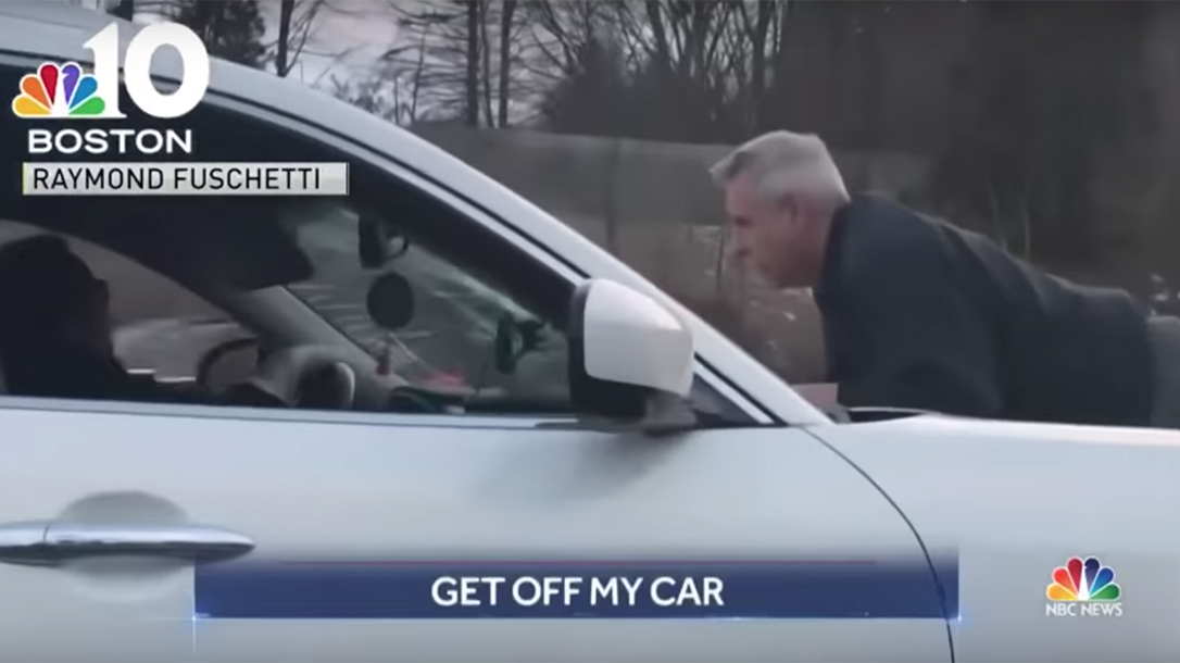 Massachusetts Concealed Carrier Stops Incident