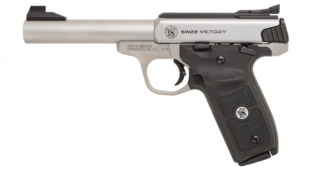 .22 LR Pistols, Smith & Wesson Victory Target
