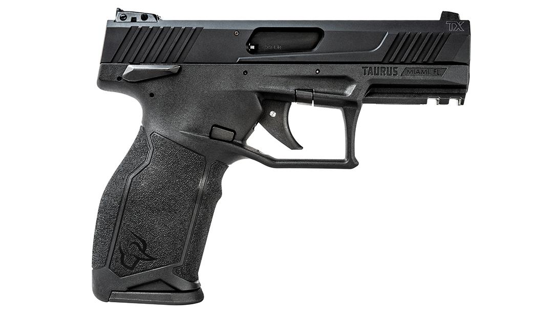 Taurus TX22, profile