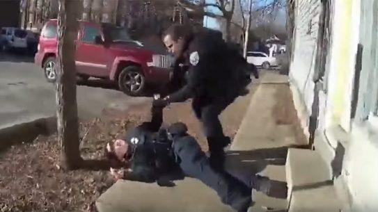 Unintended Discharge Gets Officer Shot