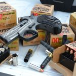 Bond Arms Old Glory, Hornady ammo