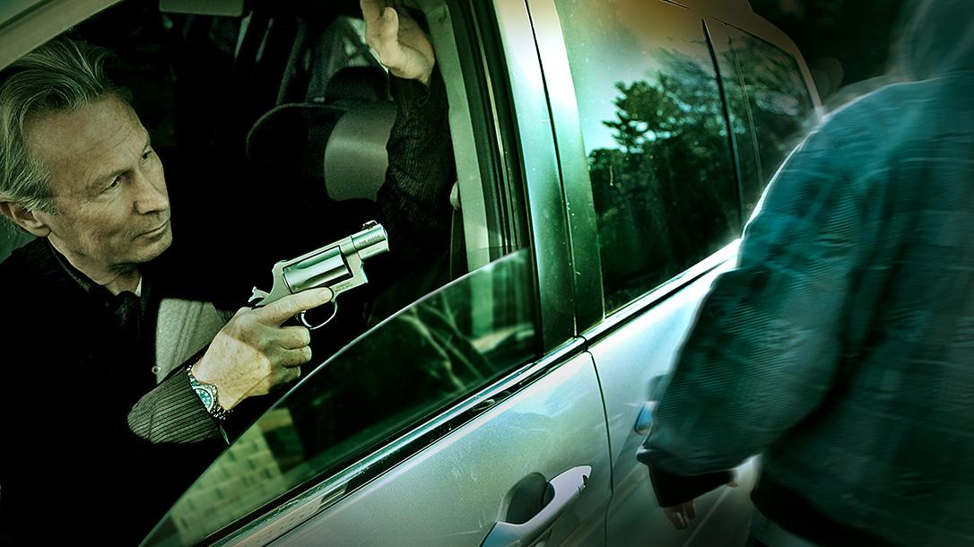 Charlotte Driver Kills Attacker