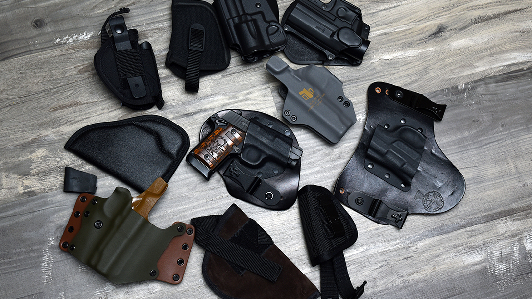 Concealed Carry Tips, lead