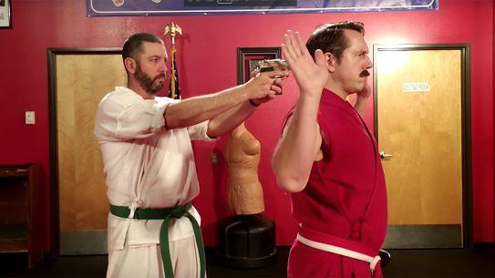 Master Ken Pistol Defenses