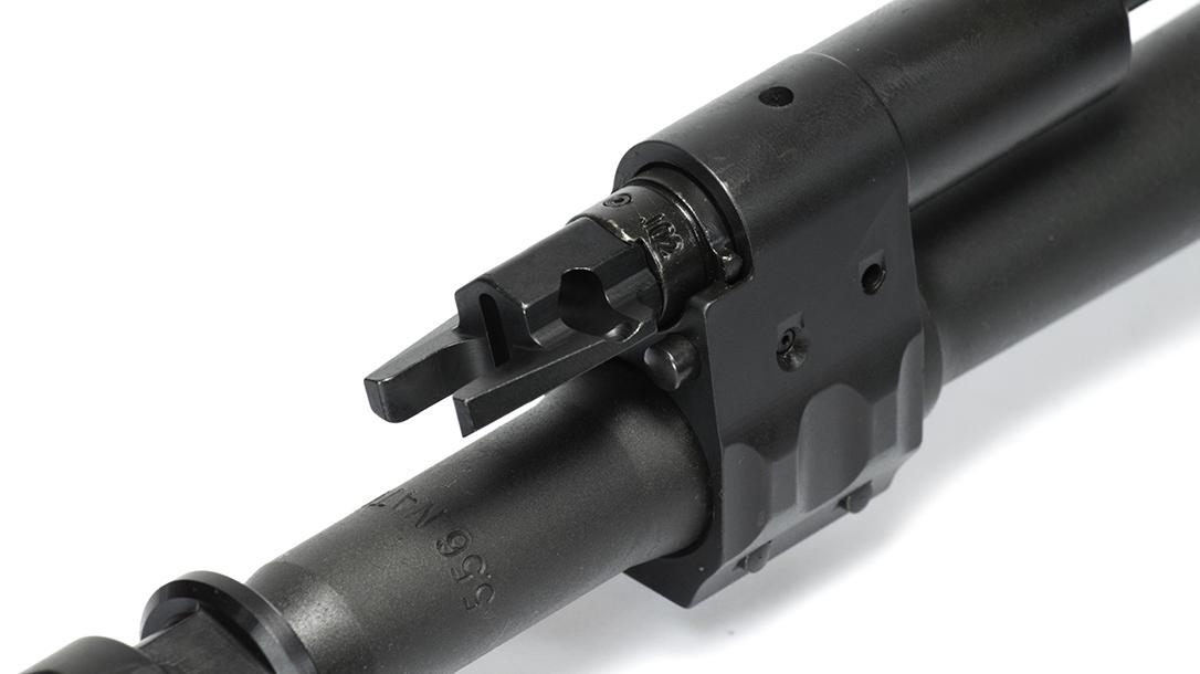 SIG Virtus Pistol, adjustable gas valve