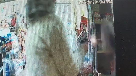 Cincinnati Store Owner Kills Robber