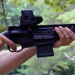Fightlite Raider, shooting