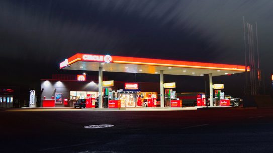 Gas Station Clerk Shoots Robbery Suspect