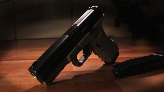 off duty officer, strippers steal gun