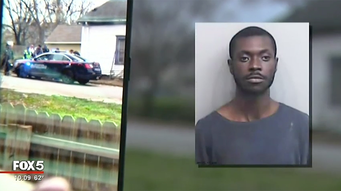 Atlanta Man Pays Attention to Surroundings; Shoots Intruder