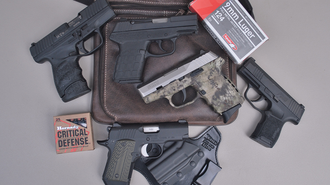 Subcompact 9mm, Lead