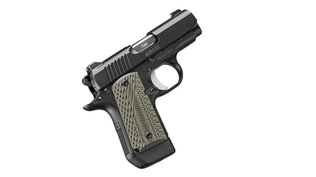 Subcompact 9mm, Kimber Micro 9 TLE