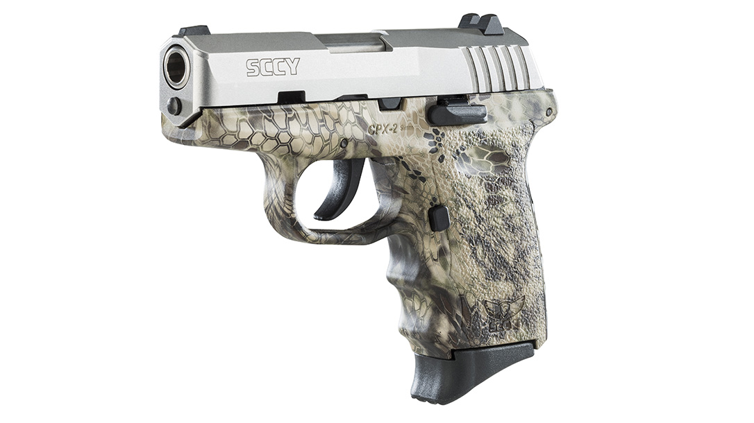 Subcompact 9mm, SCCY CPX-2