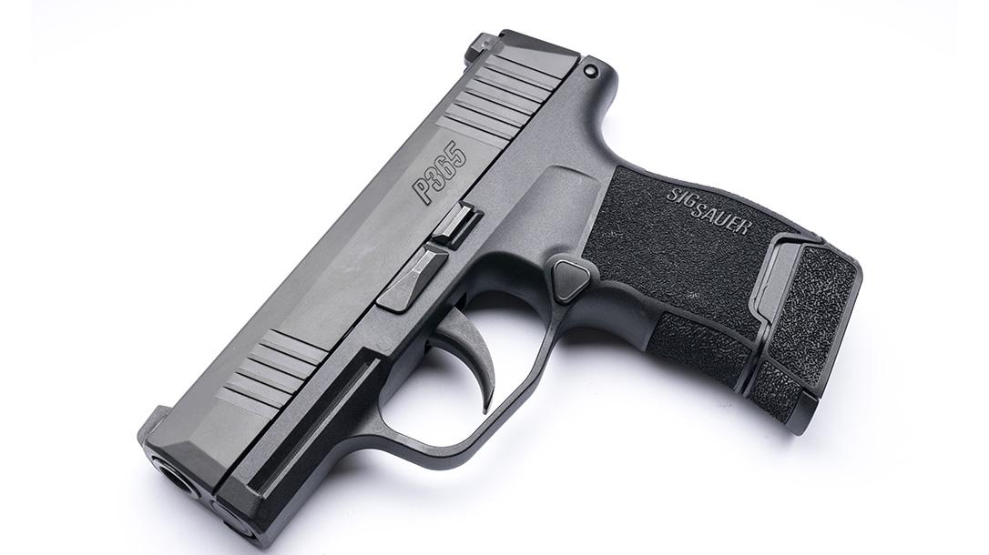 Subcompact 9mm, Sig Sauer P365