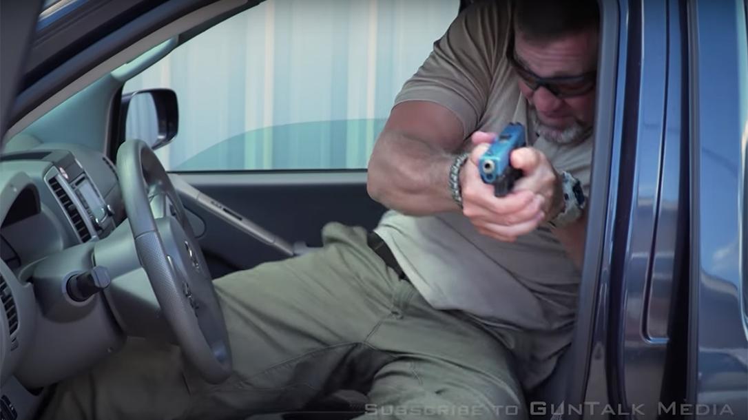 Illinois Gun Owner Draws on Suspect