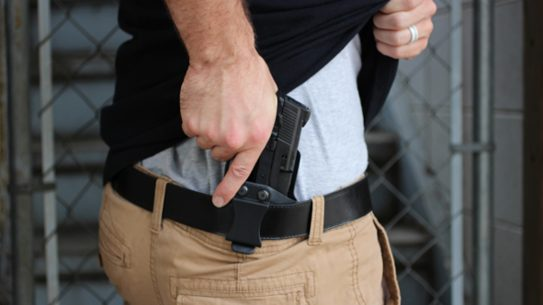 Armed Georgia Citizen Holds Murder Suspect