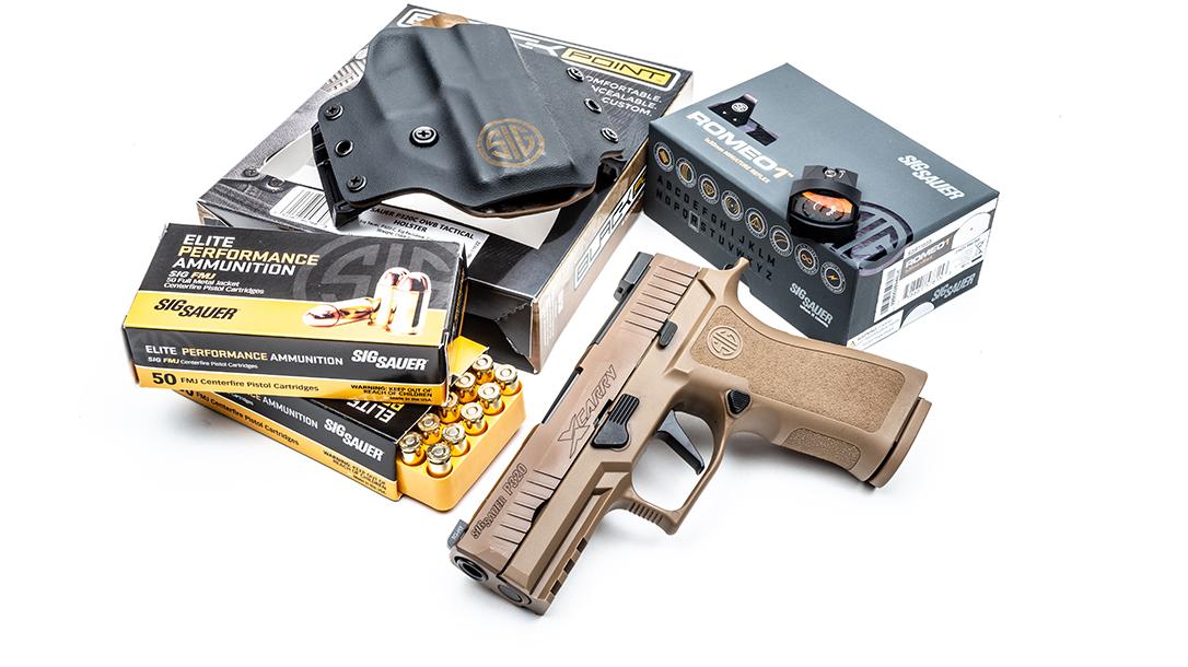 SIG P320 X Carry pistol, SIG Sauer P320 X Carry, gun giveaway