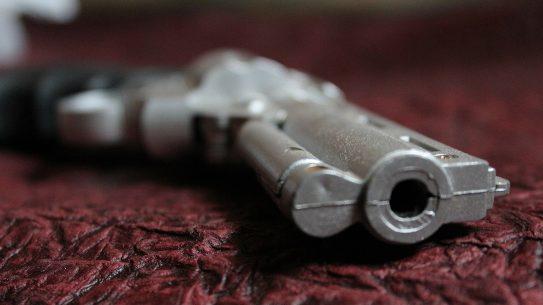 Washington Robber, Fake gun, real gun