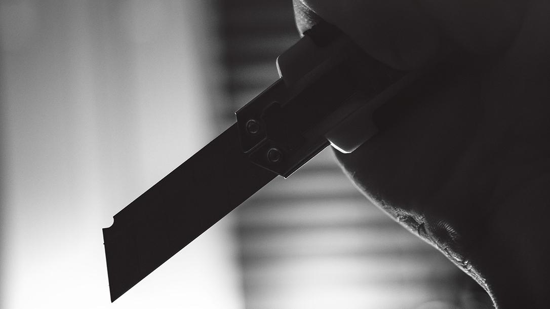Nashville Guard Shoots Razor-Wielding Shoplifter