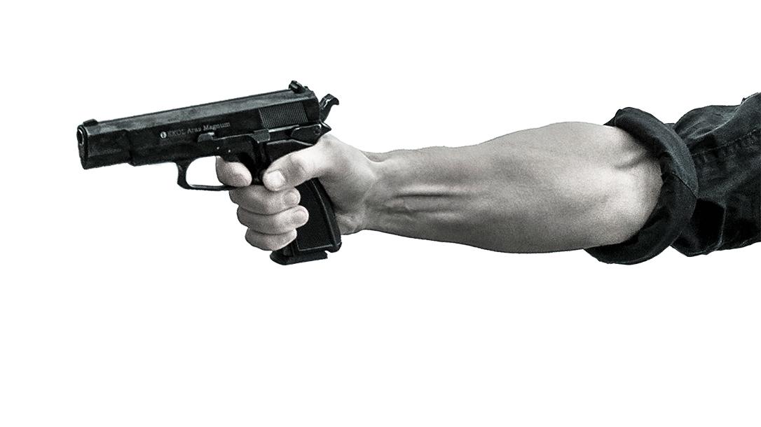 Little Caesars Employee Shoots Robbery Suspect