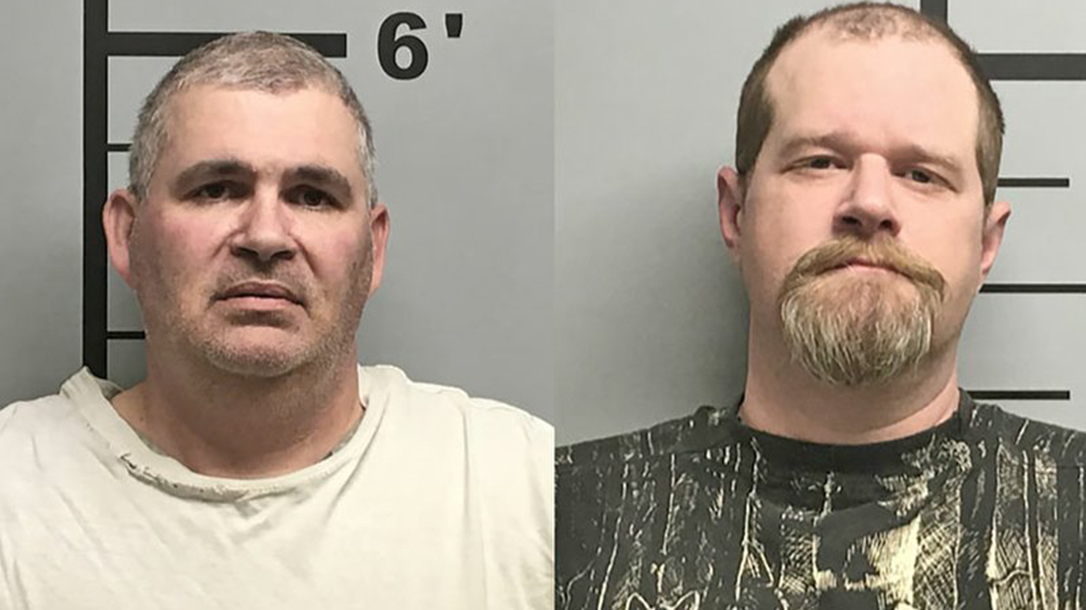 Arkansas Men Don Bulletproof Vest, Shoot Each Other