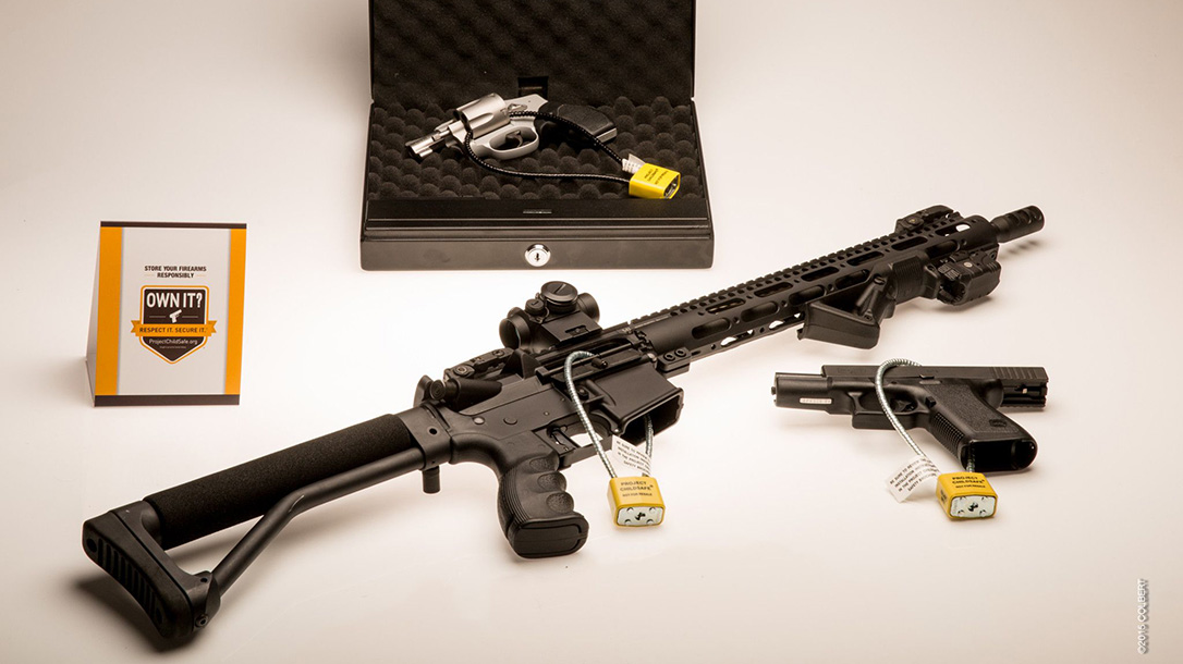 Project Childsafe Gun Safety Videos, gun locks