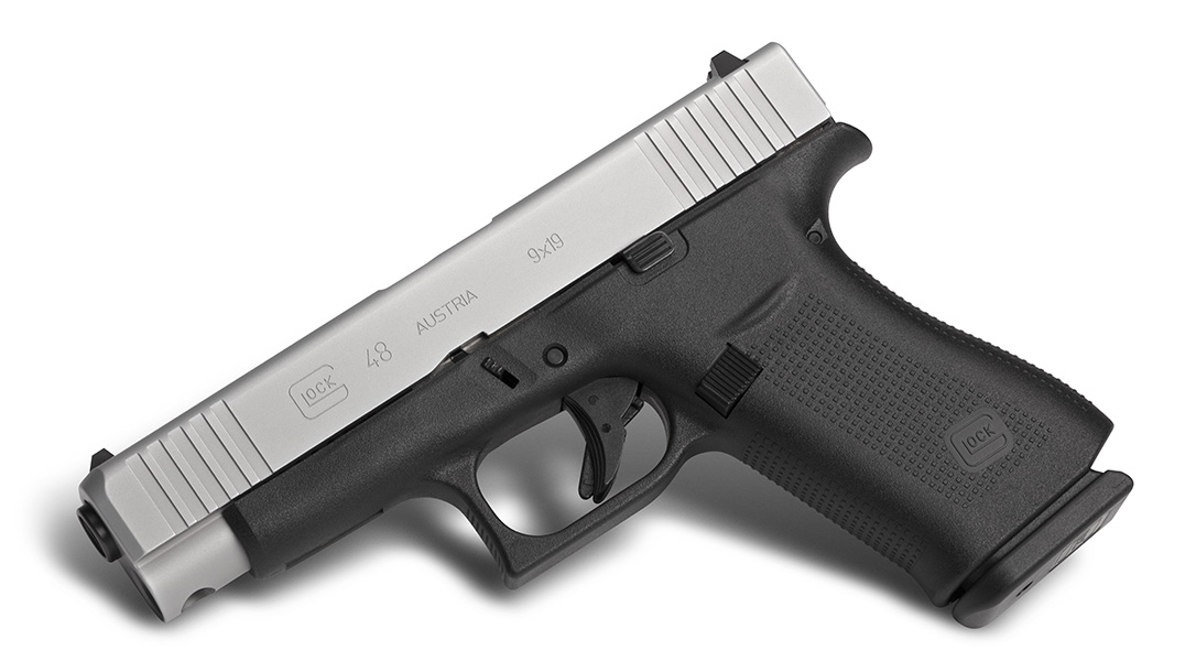 6 of the Best Guns for Home Protection, Glock 48