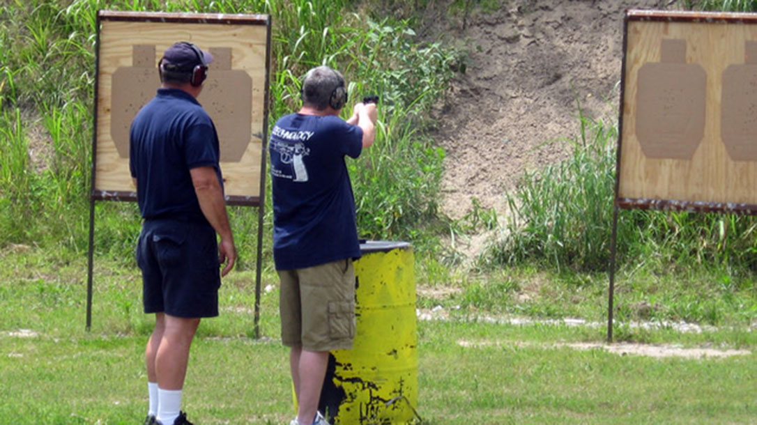 Indiana Teachers Gun Training
