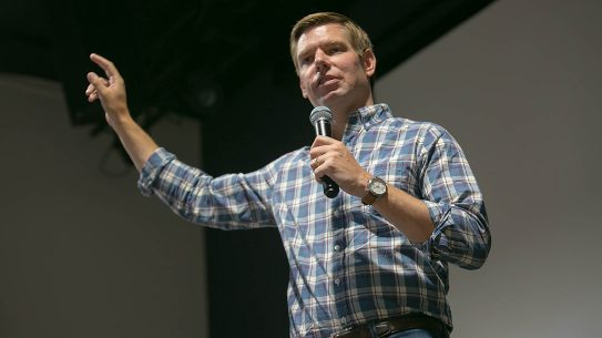 Eric Swalwell Proposes Assault Rifle Ban